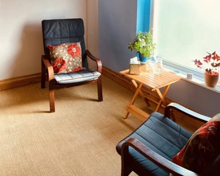 Counselling room in Bristol BS7